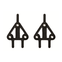 Road Standard Cleat Plate pack 2