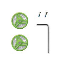 Cierre Milimetrico SLW2 Verde
