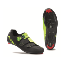 PHANTOM CARBON Negro-Amarillo Fluo