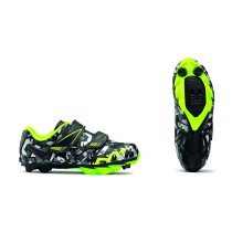 HAMMER JUNIOR Camu-Amarillo Fluo