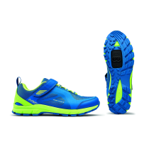 ESCAPE EVO Azul-Lima