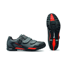 OUTCROSS PLUS GTX Antracita-Rojo