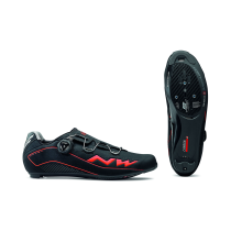 FLASH 2 CARBON Negro-Naranja Lobster