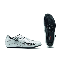 FLASH 2 CARBON Blanco-Negro