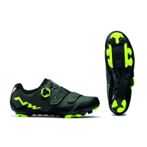 SCREAM 2 PLUS Negro-Gris-Amarillo Fluo