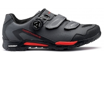 OUTCROSS PLUS GTX Gore Tex Antracita-Rojo NORTHWAVE