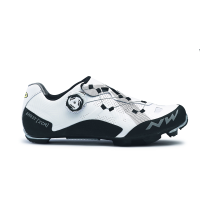 Zapatillas Ciclismo  GHOST XCM Blanco NORTHWAVE