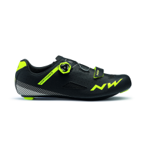 CORE PLUS Negro-Amarillo Fluo