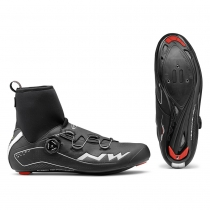 Zapatillas de Ciclismo FLASH GTX Gore Tex Negro NORTHWAVE
