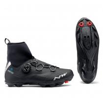 Zapatillas de Ciclismo RAPTOR ARCTIC GTX Gore Tex Negro NORTHWAVE