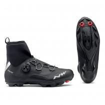 Zapatillas de Ciclismo RAPTOR GTX Gore Tex Negro NORTHWAVE