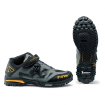Zapatillas ciclismo ENDURO MID Antracita MTB-AM NORTHWAVE