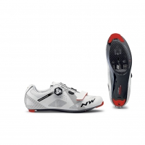 Zapatillas ciclismo STORM CARBON Blanco ROAD NORTHWAVE