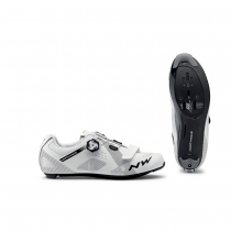 Zapatillas ciclismo STORM Blanco ROAD NORTHWAVE