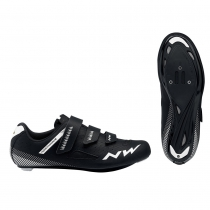 Zapatillas ciclismo CORE Negro ROAD NORTHWAVE