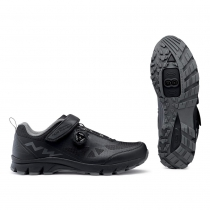 Zapatillas ciclismo CORSAIR Negro MTB-AM NORTHWAVE