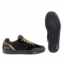 Zapatillas ciclismo TRIBE Negro-Marrón MTB-FLAT NORTHWAVE