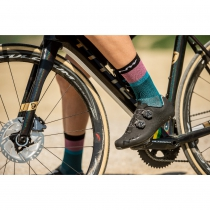 Zapatillas ciclismo REVOLUTION 2 Negro ROAD NORTHWAVE