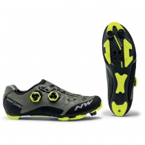 GHOST XCM 2 Forest-Amarillo Fluo MTB-XC