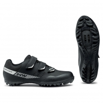 Zapatillas ciclismo TOUR Negro Touring NORTHWAVE