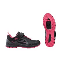 ESCAPE WOMAN EVO Negro-Fucsia MTB