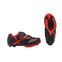Zapatillas Northwave Hammer 2 Negra Rojo para junior