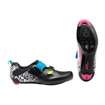 ZAPATILLAS TRIATLÓN NORTHWAVE TRIBUTE 2 CARBON MULTICOLOR