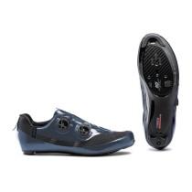Zapatillas Northwave Mistral Plus Metal Azul