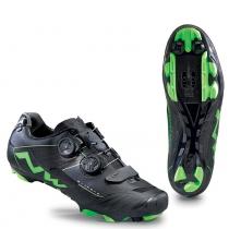 EXTREME XCM Negro-Verde Fluorescente