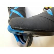 Zapatillas Ciclismo NORTHWAVE EXTREME GT Negro-Azul Metal