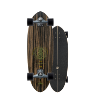 "SurfSkate Carver 30"" Haedron Nº3 Con Ejes CX Color Graphite"