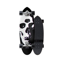 """SurfSkate Carver 31"""" Oracle con Ejes CX Raw"""