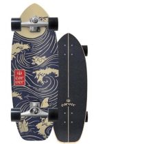 "SurfSkate Carver 28"" Snapper Con Ejes CX Raw"