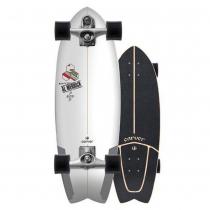 "SurfSkate Carver 29.25"" CI Pod Mod Con Ejes C7 Raw"