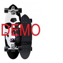 SurfSkate Carver Demo Oracle C7