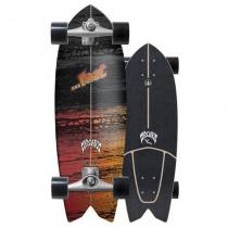 "SurfSkate Lost Carver Psycho Killer CX 29"""