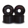 Ruedas Carver PARK - 58mm 95A Negro set 4 uni
