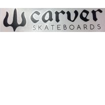 Surfboard Sticker Carver 2015