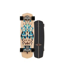 "SurfSkates Carver 30.5"" Prisma Con Ejes CX Raw"