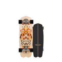 "SurfSkates Carver 28.25"" Spectra Con Ejes CX Raw"