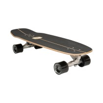 "SurfSkates Carver 27.5"" Gray Ray Con Ejes CX Raw"