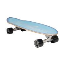 "SurfSkate Carver Blue Haze CX 31"""