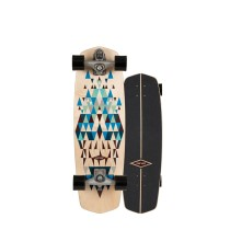"SurfSkates Carver 30.5"" Prisma Con Ejes C7 Raw"