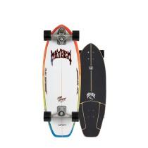 "SurfSkate Carver Lost Rad Ripper C7 31"""