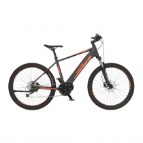 "Bicicleta Eléctrica Fischer MTB Montis 4.0i 27,5"" Gris Naranja"