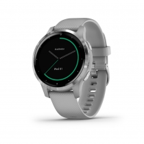 Vivoactive 4S MUSIC Powder Gray/Silver