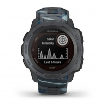 RELOJ GARMIN INSTINCT SOLAR EDITION SURF Pipeline
