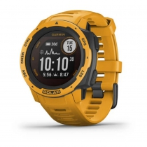 RELOJ GARMIN INSTINCT SOLAR color Amarillo Ocre