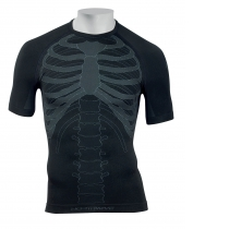 Camiseta Int. m/c BODY FIT EVO Negro NORTHWAVE