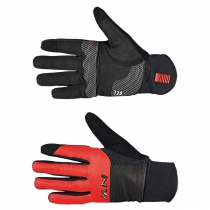 Guante Largo POWER 3 Gel Negro-Rojo NORTHWAVE